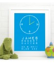 Childs Time Clock